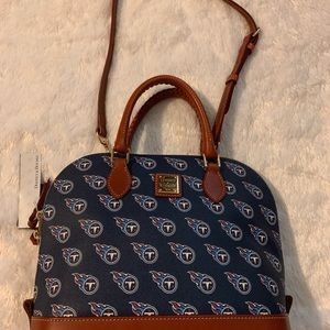Dooney & Burke Titans Purse